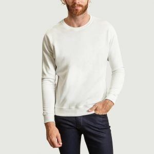 11142970723-10CF-jagvi- sweat blanc 1